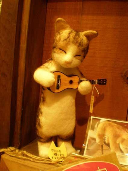 菊池ギターねこ