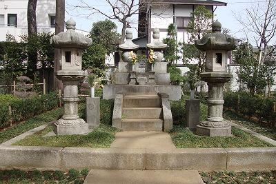 夫婦のお墓