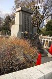 漱石のお墓