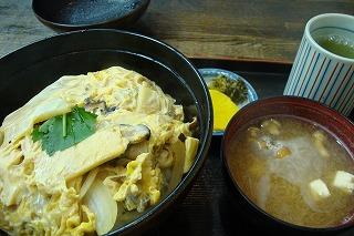 富岡八幡宮深川丼