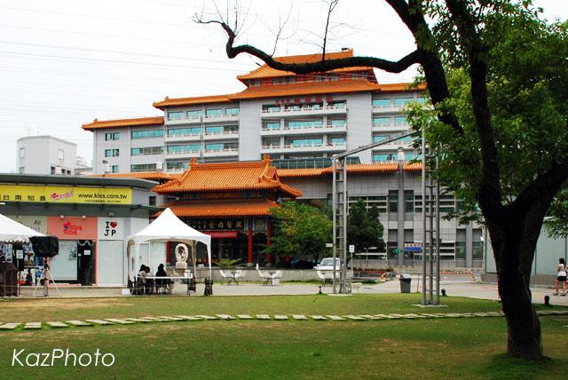 台南街歩き-台南医院
