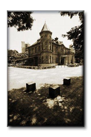 レンズの豆知識 旧福岡県公会堂貴賓館