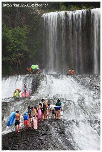 大分 竜門の滝
