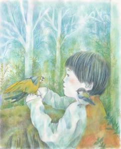 小鳥とぼく