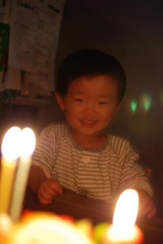 しゅうた2歳2