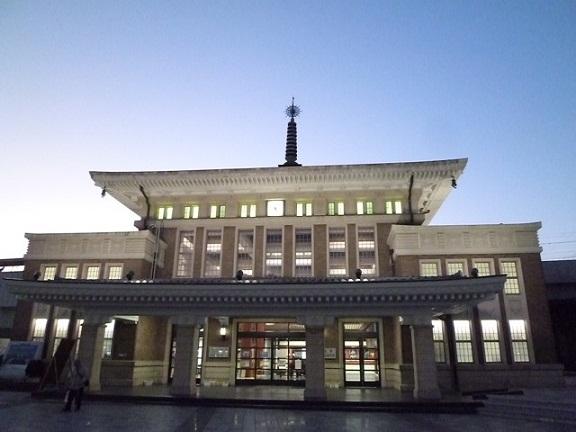 旧JR奈良駅の建物です