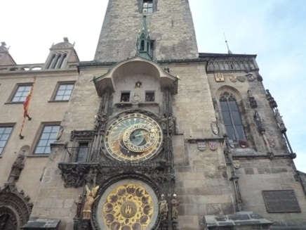Astronomical Clock S