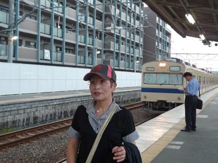 阿賀駅6時発広島行S