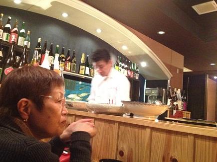 ホテル内居酒屋S2