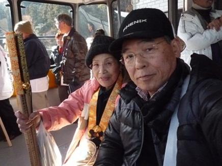 太龍寺へのロープウエイS