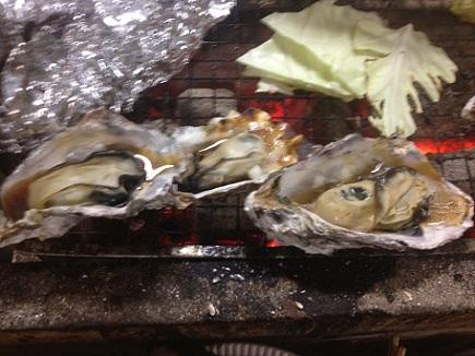 焼き牡蠣宇品S2