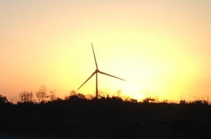 風力発電S