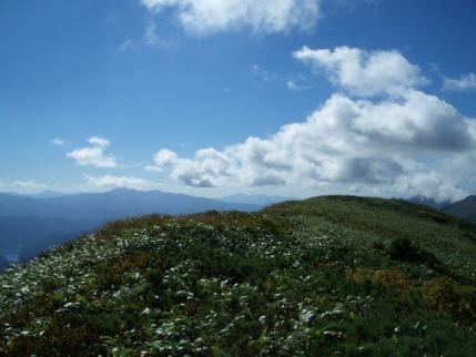 上州武尊山と赤城山