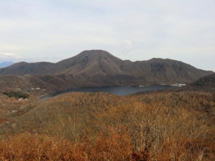 鍬柄山から黒檜・駒ヶ岳