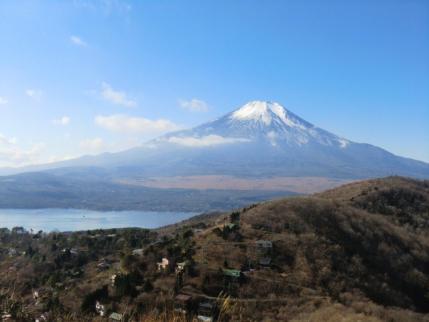 平尾山から