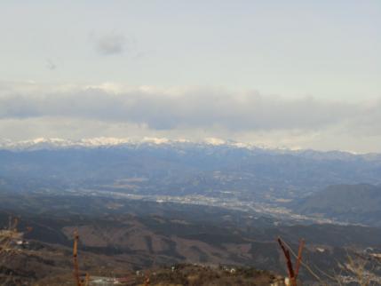 上越国境の山並み1