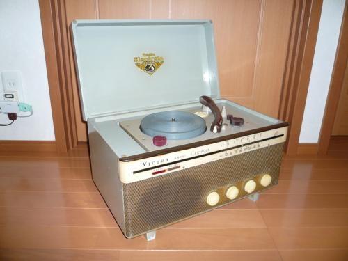 ビクターラジオエレクトローラ 2