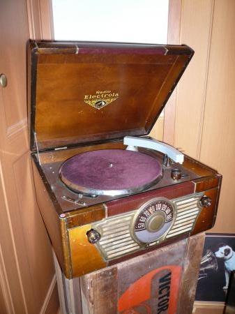 ラジオエレクトローラ1950