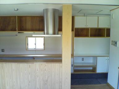 キッチンカウンター2