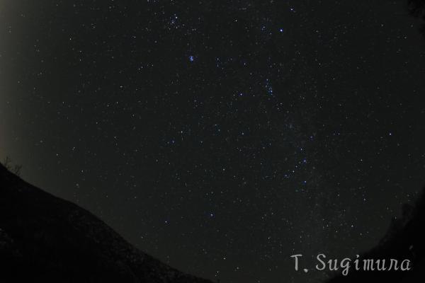 101205星空(茶臼岳)