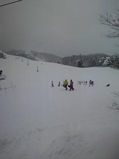 名木山ゲレンデ