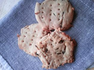 クミンシードクッキー