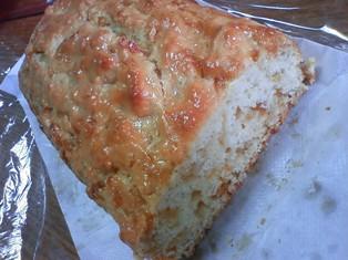 手作り甘夏マーマレードのパウンドケーキ