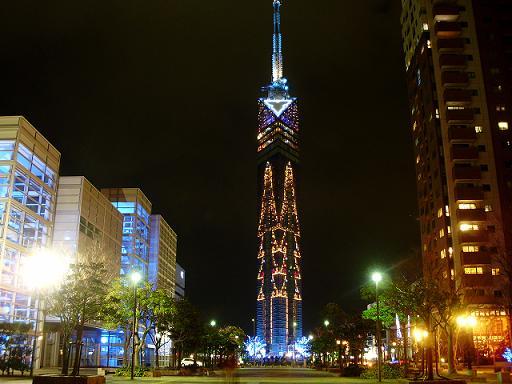 福岡タワー①