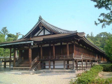 法隆寺三経院