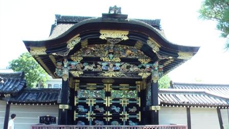 本願寺唐門