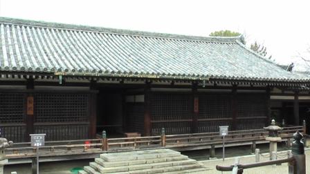 法隆寺東院