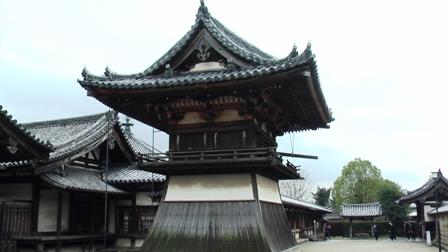 法隆寺東院鐘楼