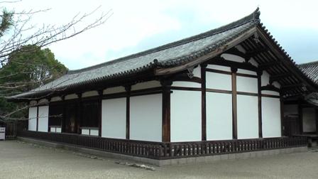 法隆寺伝法堂