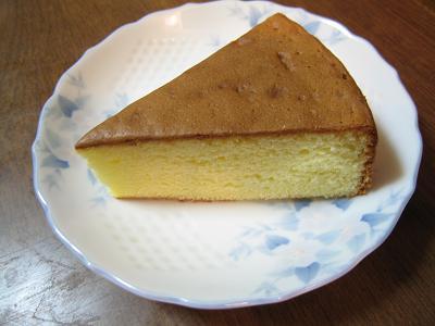 合歓のバターケーキ