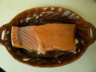 鮭カレー①
