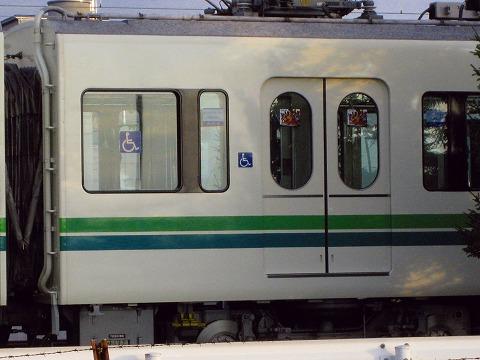 地下鉄車両基地③