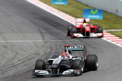 F1 2010 スペイン