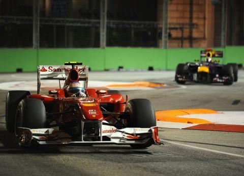 F1 2010 シンガポールGP