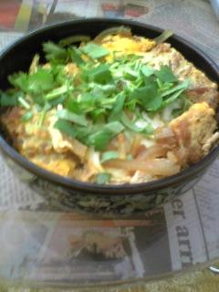 昼飯20091220