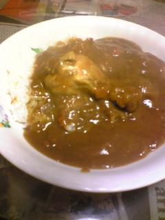 夕飯20100129