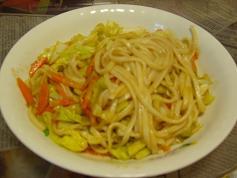 夕飯20100303