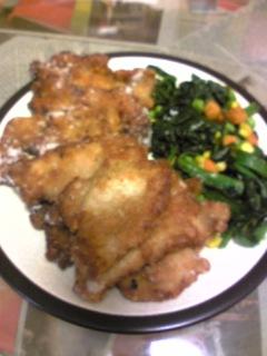 夕飯20100724