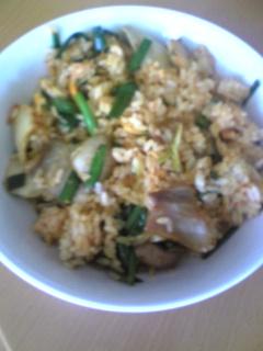 昼食20100807