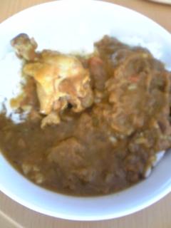 昼飯20101002