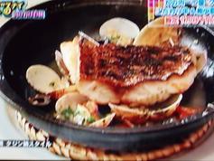 桜鯛 タジン鍋スタイル