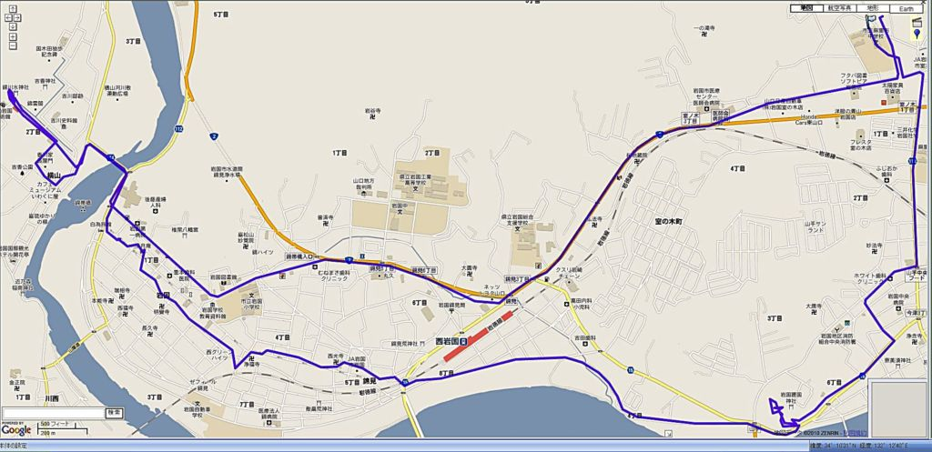2011初詣・軌跡地図_R