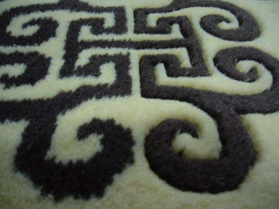 チベット織