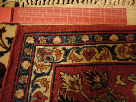 ペルシャ絨毯10×10