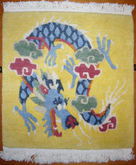龍のチベタン