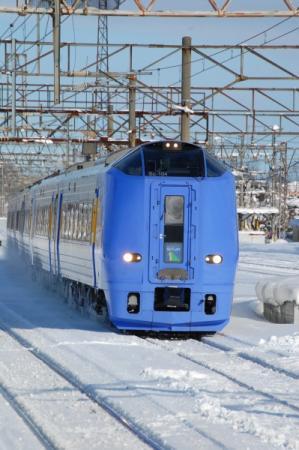 キハ261 スーパー宗谷 滝川駅